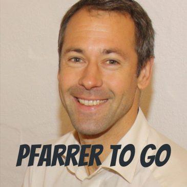 Neuer Podcast: Pfarrer to go
